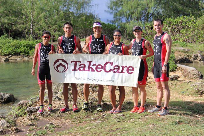 Guam_Triathlon_Natl_team