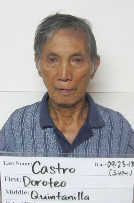 77 Year Old Man Is Accused Of Touching A Minor Girl Pnc News First