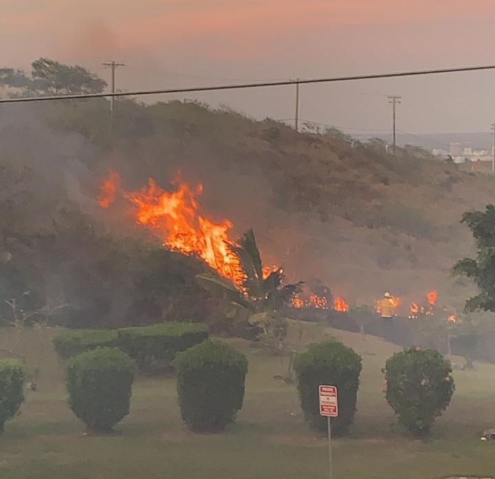 Federal funding granted to Guam Forestry to help fight wildfires