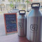 Bring in a refillable growler, or buy one from us!