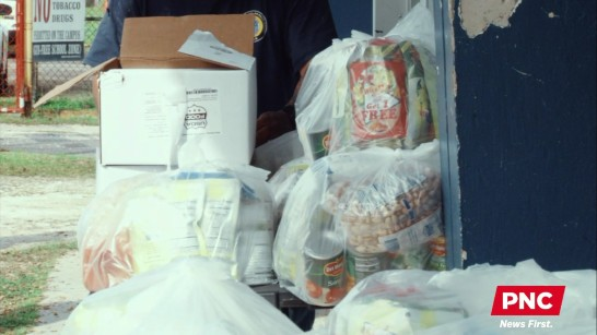 Free food commodities distribution continues today in Tamuning - PNC News First